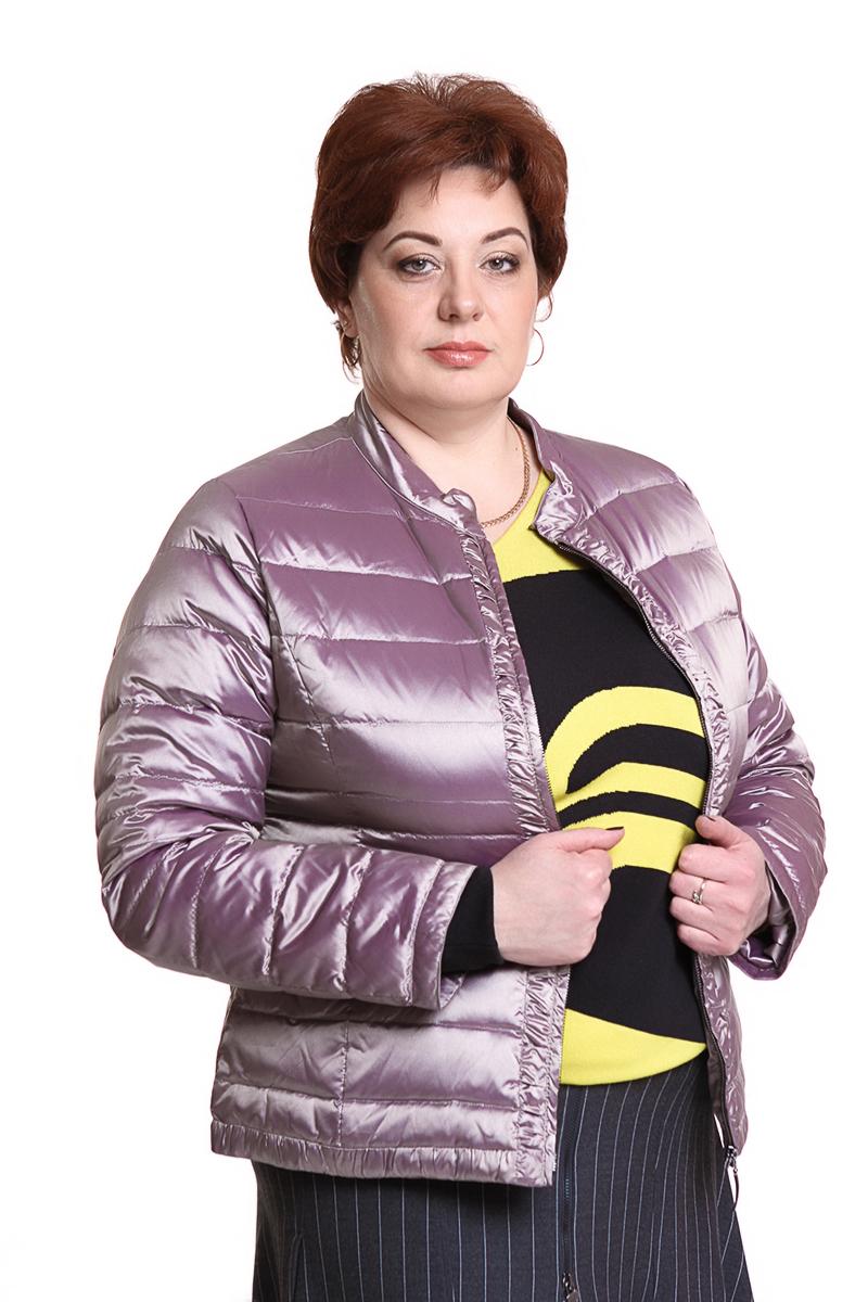 """Куртка """"Rils"""" (ФИНЛЯНДИЯ)Цвет: бежевый, сиреневый. - 9990 руб"""