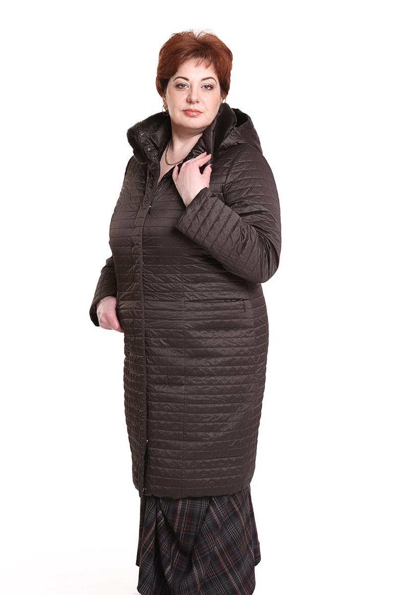 "Пальто ""Romantic"" (РОССИЯ)Цвет: хаки. - 8950 руб"