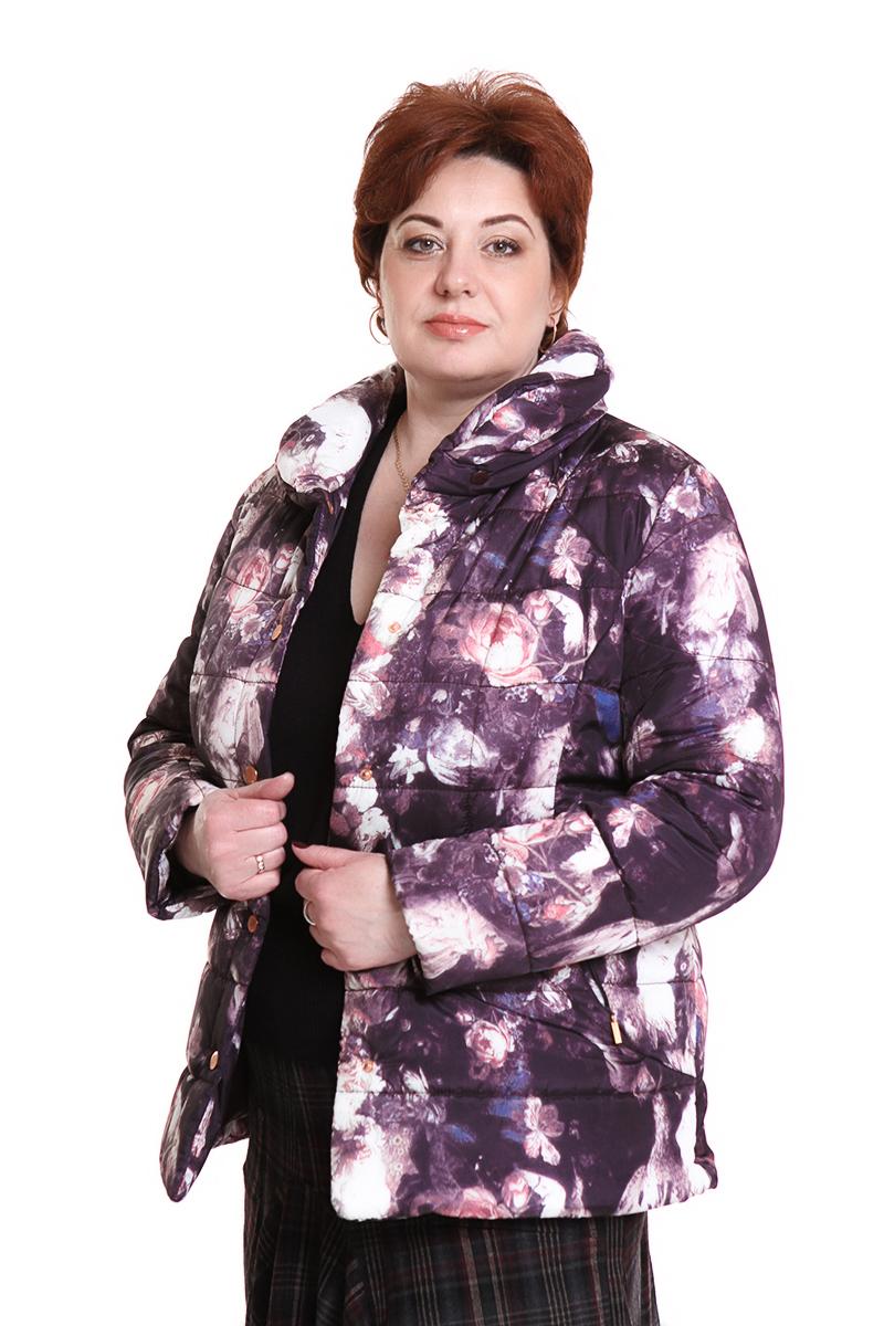 """Куртка """"Concept K"""" (ГЕРМАНИЯ)Цвет: цветочный принт. - 8500 руб"""