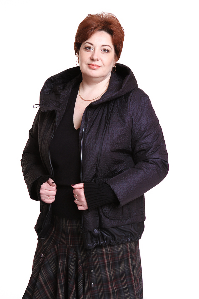 """Куртка """"SULU"""" (ГЕРМАНИЯ) Цвет: черный. - 13950 руб"""
